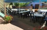 terrace restaurant sans souci